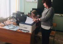 Тренировка перед ЕГЭ прошла в Серпухове