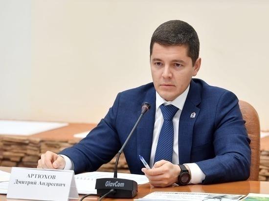 Артюхов: в 2021 году Ямал планирует построить 330 тысяч жилых квадратных метров