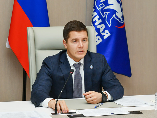Дмитрий Артюхов: на Ямале за 5 лет построят 25 школ