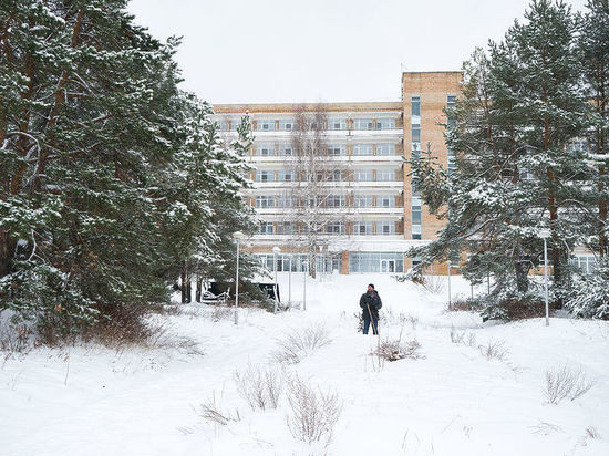 Cроки открытия санатория «Сосновый бор» в Солотче перенесли на 2022 год