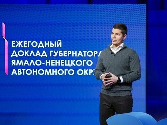 Дмитрий Артюхов: до 2024 года в ЯНАО отремонтируют 400 километров дорог