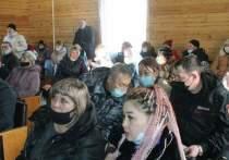 Жители села в Бурятии жалуются на отсутствие сада, интернета, освещения и спортзала