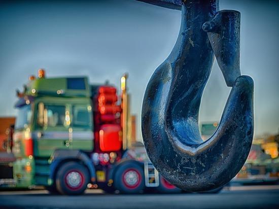 В Барнауле введут временное ограничение движения для грузовиков