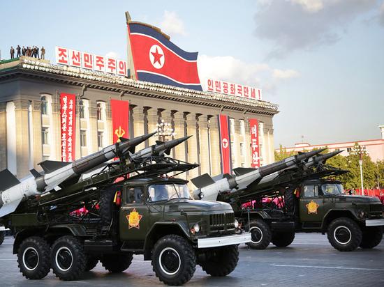Учения КНДР назвали вызовом новой администрации США