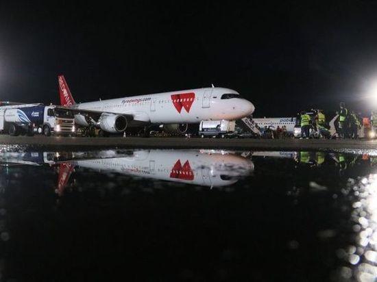 В летнем расписании омского аэропорта пока не появились рейсы за границу