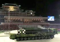 Реакция Госдепа США на запуски ракет КНДР оказалась необычно мягкой