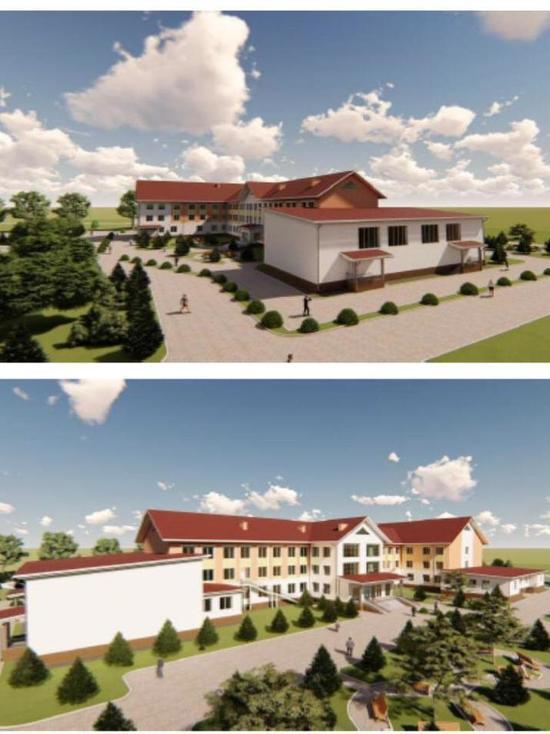 Планируется постройка еще одной школы в жилмассиве «Ак-Ордо»
