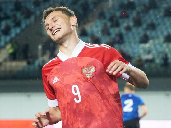 Сборная России проведет первый матч молодежного Евро-2021