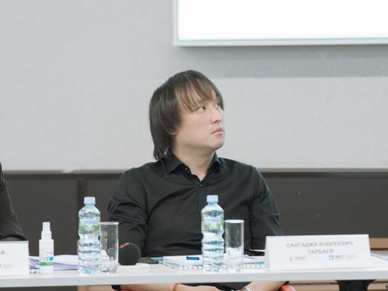 Сангаджи Тарбаев может стать депутатом Госдумы от партии «Новые люди»