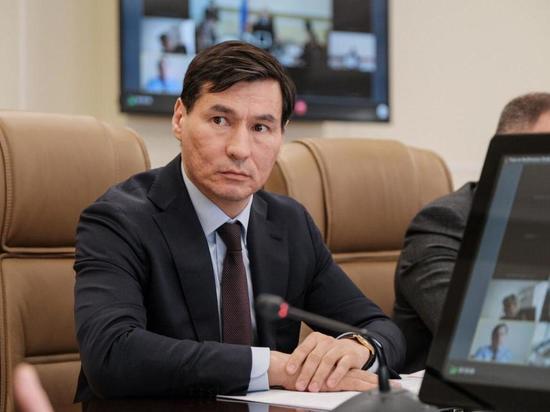 2-летие работы главой Калмыкии Бату Хасиков отметил избранием на пост президента