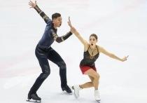 Россияне Анастасия Мишина и Александр Галлямов выиграли чемпионат мира по фигурному катанию среди спортивных пар