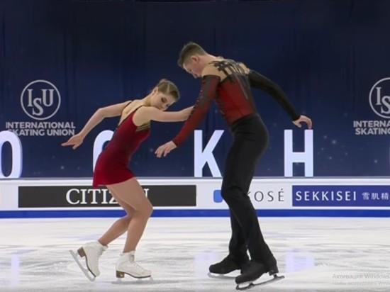 Россия не завоевывала золота в соревнованиях спортивных пар с 2013 года