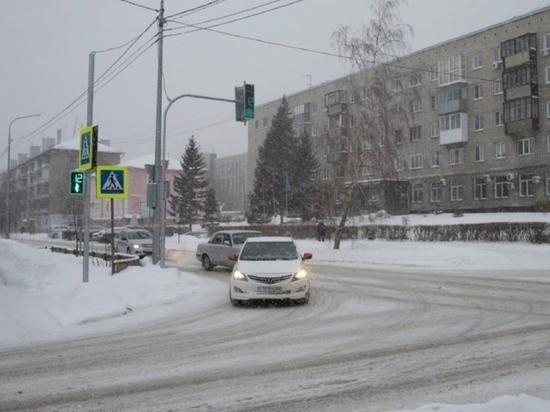 В Барнауле установят пять новых камер видеофиксации