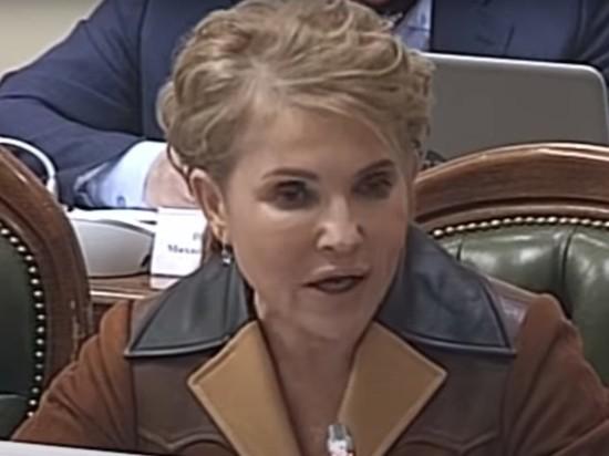 Тимошенко заявила о загнанных в тупик украинцах