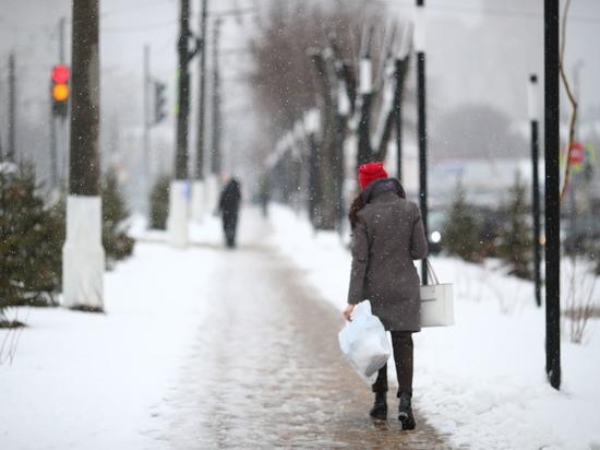 В последние выходные марта в Волгограде не потеплеет выше +4°С