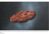С момента своего открытия межзвездный объект, известный как Оумуамуа, не поддается объяснению