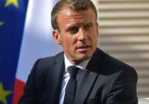 Макрон обвинил Россия и Китай в развязывании «мировой войны»
