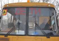 В районы Алтайского края привезут 25 новых школьных автобусов
