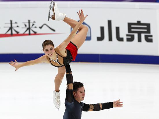 Пара Анастасия Мишина и Александр Галлямов выиграла «золото» в Швеции