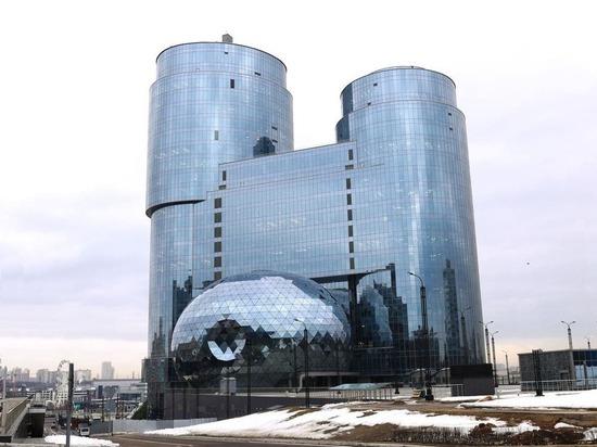 По поручению губернатора Андрея Воробьева в Красногорске достроен деловой комплекс «Два капитана»