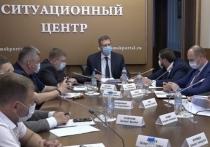 Омский штаб по борьбе с коронавирусом анонсировал новое заседание на 29 марта