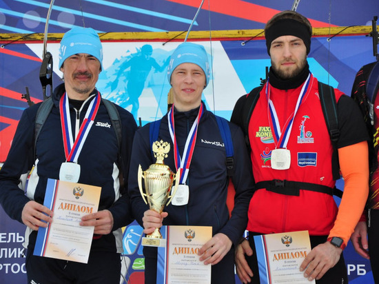 Стрелки из ЯНАО завоевали «серебро» на чемпионате России
