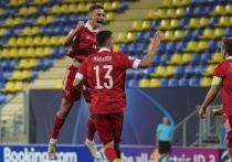 Российская молодежка разгромила исландцев на Евро 2021 по футболу