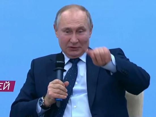 Путин рассказал про свой «кульбит» с лошади