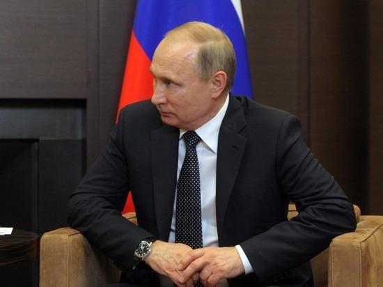 Путин спрогнозировал полет российского аппарата на Венеру на примере ракеты «Авангард»