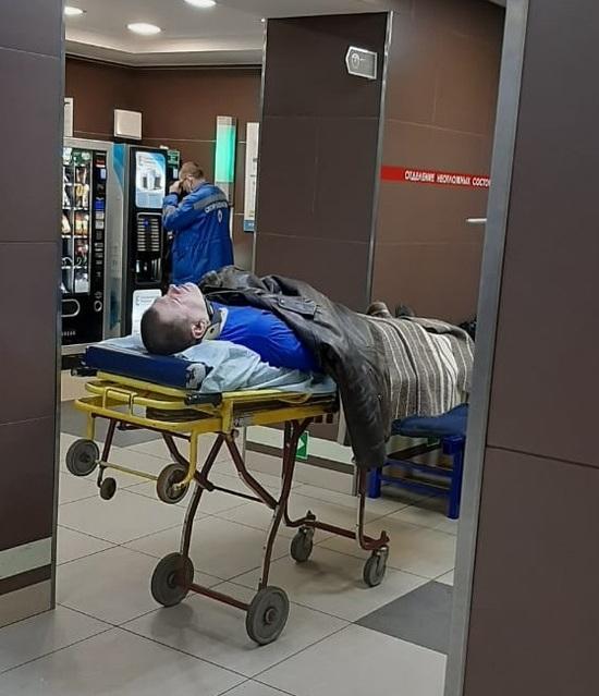 После победы волейбольного «Динамо» над «Зенитом» болельщик попал в больницу, клубы винят друг друга