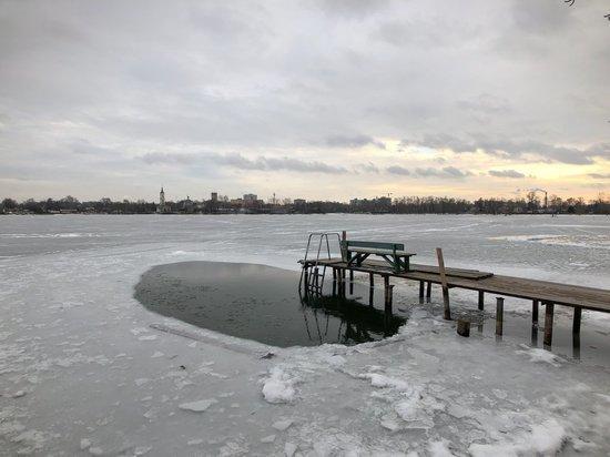 Весенние прогулки по Москве-реке смертельно опасны