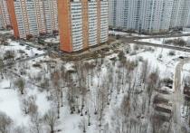 Возведение недостроя возобновляется в Серпухове