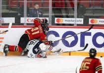 Омский «Авангард» с сухим счётом обыграл «Магнитку» в матче плей-офф