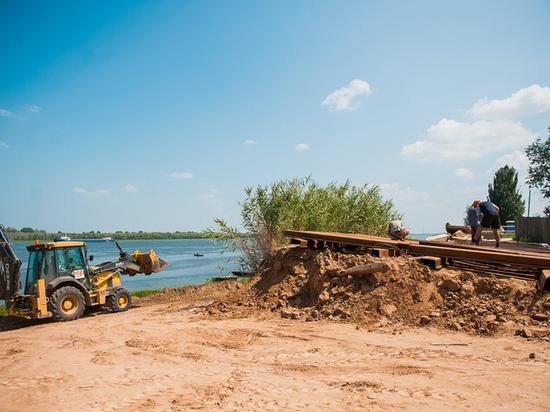 В Юстинском районе Калмыкии реконструируют всю систему водоснабжения