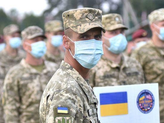 Украинские войска отработали сценарий ответного ракетного удара по России