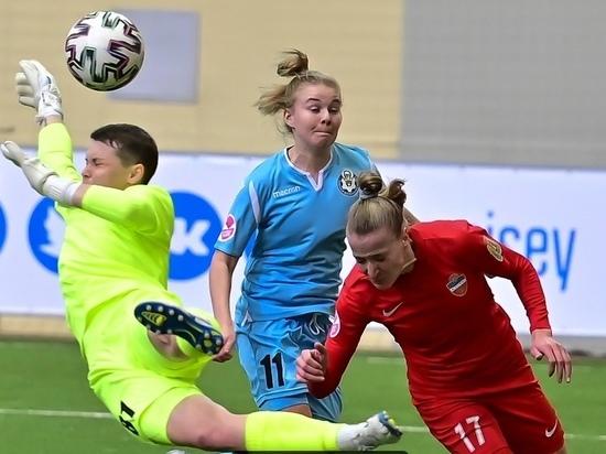 Первая победа в сезоне: красноярские «львицы» обыграли «Рязань-ВДВ»