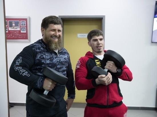 Кадыров отметил триумф бойцов «Ахмат» на турнире в Санкт-Петербурге