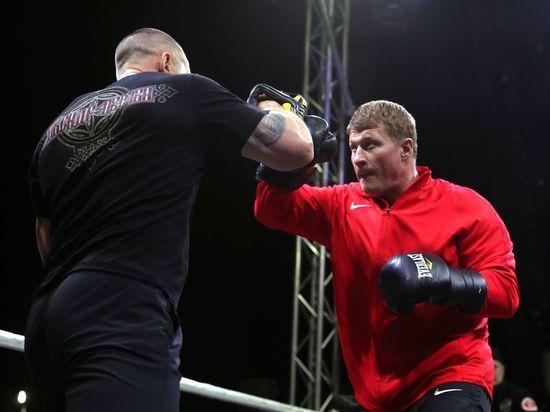 Известные боксеры дают прогнозы на бой Поветкина и Уайта