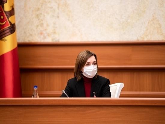 Президент Молдовы Санду провела консультации «для галочки»