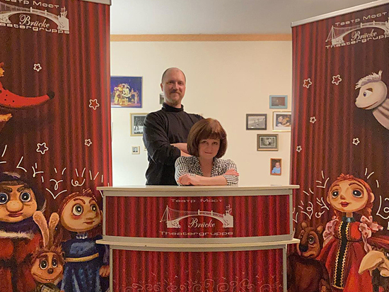 Германия: Наша соотечественница в Штутгарте и её театральная студия