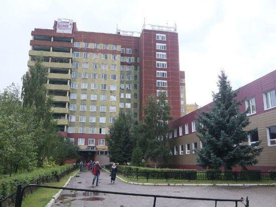В Омске умер завотделением БСМП № 1, где спасали Навального