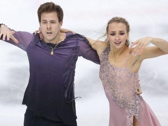 Третью золотую медаль в Стокгольме завоевали танцоры