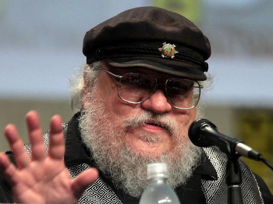 Автор «Игры престолов» заключил контракт с HBO