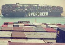 Суэцкий кризис: раскрыт план по освобождению застрявшего контейнеровоза