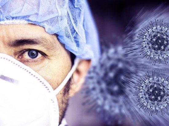 Количество инфицированных ковидом в Карелии  сильно не увеличивается