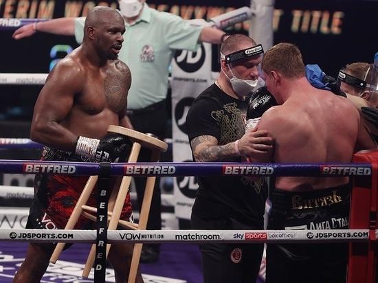 Орзубек Назаров прокомментировал поражение российского боксера от британца