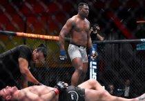 Абубакар Нурмагомедов одержал первую победу в UFC, а Фрэнсис Нганноу жестко нокаутировал Стипе Миочича, отобрав у него пояс чемпиона промоушна в тяжелом весе. «МК-Спорт» рассказывает о турнире UFC 260, который прошел 28 марта в Лас-Вегасе (штат Невада, США).