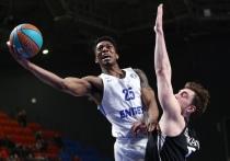 Баскетболисты «Енисея» проиграли «Нижнему Новгороду»