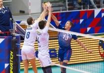 Волейболисты «Енисея» в ответном матче плей-офф уступили команде «Зенит-Казань» и завершили сезон