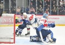 «Красноярские рыси» проиграли в пятом полуфинальном матче